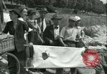 Image of Ferry boats France, 1944, second 33 stock footage video 65675021857