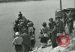 Image of Ferry boats France, 1944, second 36 stock footage video 65675021857