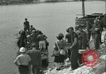 Image of Ferry boats France, 1944, second 37 stock footage video 65675021857