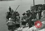 Image of Ferry boats France, 1944, second 39 stock footage video 65675021857