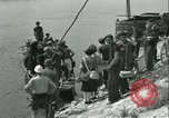 Image of Ferry boats France, 1944, second 40 stock footage video 65675021857