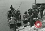 Image of Ferry boats France, 1944, second 41 stock footage video 65675021857