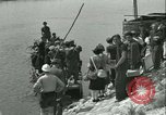 Image of Ferry boats France, 1944, second 42 stock footage video 65675021857