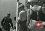 Image of Ferry boats France, 1944, second 58 stock footage video 65675021857