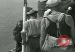 Image of Ferry boats France, 1944, second 60 stock footage video 65675021857
