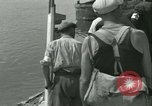Image of Ferry boats France, 1944, second 61 stock footage video 65675021857