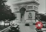 Image of German occupation of Paris and later liberation by Allies Paris France, 1944, second 22 stock footage video 65675021864