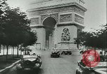 Image of German occupation of Paris and later liberation by Allies Paris France, 1944, second 23 stock footage video 65675021864