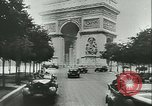Image of German occupation of Paris and later liberation by Allies Paris France, 1944, second 24 stock footage video 65675021864