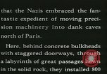 Image of Allied bombing Paris France, 1945, second 14 stock footage video 65675021876