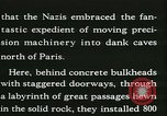 Image of Allied bombing Paris France, 1945, second 16 stock footage video 65675021876