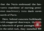 Image of Allied bombing Paris France, 1945, second 20 stock footage video 65675021876