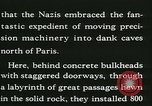 Image of Allied bombing Paris France, 1945, second 21 stock footage video 65675021876