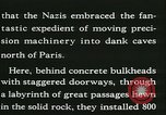Image of Allied bombing Paris France, 1945, second 22 stock footage video 65675021876