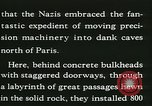 Image of Allied bombing Paris France, 1945, second 23 stock footage video 65675021876