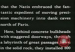 Image of Allied bombing Paris France, 1945, second 24 stock footage video 65675021876