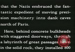 Image of Allied bombing Paris France, 1945, second 28 stock footage video 65675021876