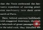 Image of Allied bombing Paris France, 1945, second 33 stock footage video 65675021876