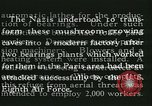 Image of Allied bombing Paris France, 1945, second 60 stock footage video 65675021876