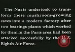 Image of Allied bombing Paris France, 1945, second 61 stock footage video 65675021876