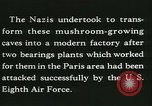 Image of Allied bombing Paris France, 1945, second 62 stock footage video 65675021876