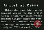 Image of Allied bombing Reims France, 1945, second 9 stock footage video 65675021879