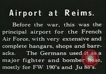 Image of Allied bombing Reims France, 1945, second 11 stock footage video 65675021879