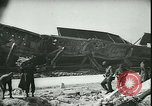 Image of Allied bombing Reims France, 1945, second 57 stock footage video 65675021879