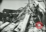 Image of Allied bombing Reims France, 1945, second 62 stock footage video 65675021879