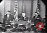 Image of John F Kennedy Fort Worth Texas USA, 1963, second 53 stock footage video 65675021900