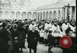 Image of All Saints' Day Zagreb Croatia, 1944, second 15 stock footage video 65675021916