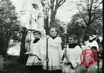 Image of All Saints' Day Zagreb Croatia, 1944, second 18 stock footage video 65675021916