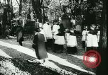 Image of All Saints' Day Zagreb Croatia, 1944, second 24 stock footage video 65675021916