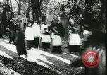 Image of All Saints' Day Zagreb Croatia, 1944, second 25 stock footage video 65675021916