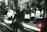 Image of All Saints' Day Zagreb Croatia, 1944, second 26 stock footage video 65675021916