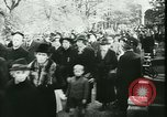 Image of All Saints' Day Zagreb Croatia, 1944, second 30 stock footage video 65675021916
