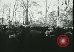 Image of All Saints' Day Zagreb Croatia, 1944, second 32 stock footage video 65675021916