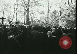 Image of All Saints' Day Zagreb Croatia, 1944, second 33 stock footage video 65675021916