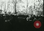 Image of All Saints' Day Zagreb Croatia, 1944, second 34 stock footage video 65675021916