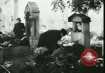 Image of All Saints' Day Zagreb Croatia, 1944, second 38 stock footage video 65675021916