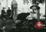 Image of All Saints' Day Zagreb Croatia, 1944, second 39 stock footage video 65675021916