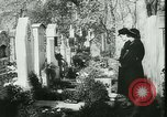 Image of All Saints' Day Zagreb Croatia, 1944, second 40 stock footage video 65675021916