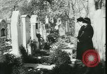 Image of All Saints' Day Zagreb Croatia, 1944, second 41 stock footage video 65675021916
