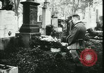 Image of All Saints' Day Zagreb Croatia, 1944, second 43 stock footage video 65675021916