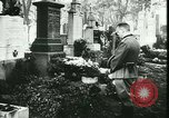 Image of All Saints' Day Zagreb Croatia, 1944, second 45 stock footage video 65675021916