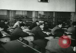 Image of French workers France, 1944, second 2 stock footage video 65675021918