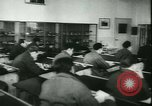 Image of French workers France, 1944, second 4 stock footage video 65675021918