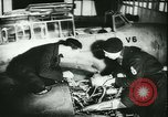 Image of French workers France, 1944, second 56 stock footage video 65675021918