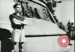 Image of Columbus Monument Barcelona Spain, 1944, second 12 stock footage video 65675021919