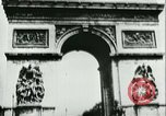 Image of Fall of Paris Paris France, 1940, second 49 stock footage video 65675021922